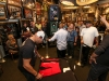 Nick Diaz Randy Couture Autograph Signing Art of Music Las Vegas