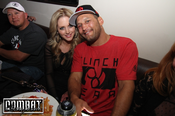 Dan Henderson Fight Afterparty at Taphouse