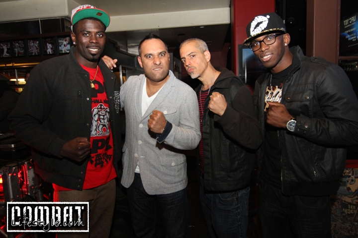 Skinnie Mag Presents Tapout Fight Afterparty at OC Sports Grill