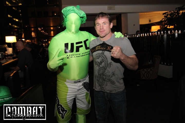 UFC 158: Out and about Thursday in Montreal