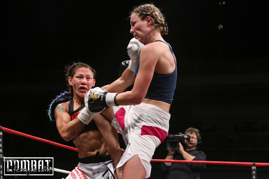 Malaipet upset and Cyborg Baars War at Lion Fight