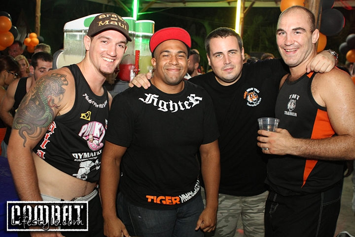 Tiger Muay Thai 10 Year Anniversary BBQ Beatdown
