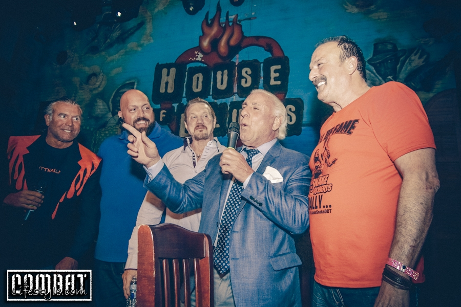 Diamond Dallas Page Surprise Wrestlemania Birthday Party
