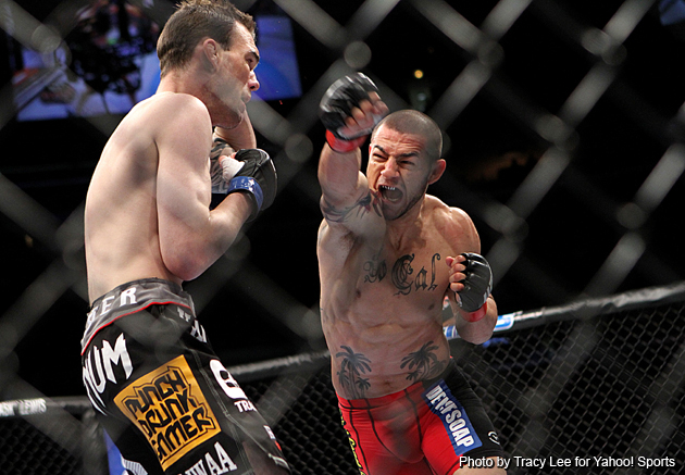 Killer Cub Swanson on Life of Partying before MMA