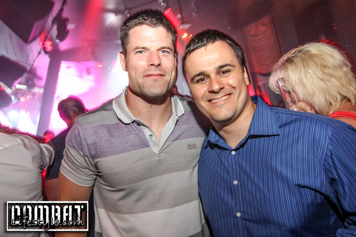Brian Stann Hosts Fight Magazine Ranger Up Jeans Launch Party