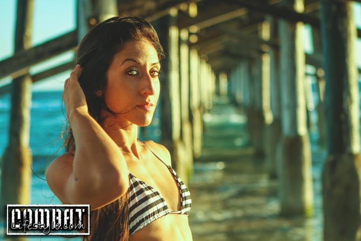 Brawling Bikini Babe Jessica Penne Photoshoot