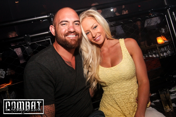 Travis Browne Gets Drunk as a part of his Prefight Routine