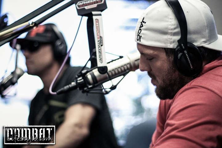 Ryan Bader and Aaron Simpson on Life Outside Fighting and Retirement