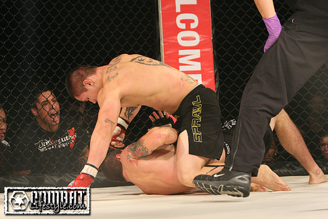 Total Combat: Herman Tarado vs John Mercurio