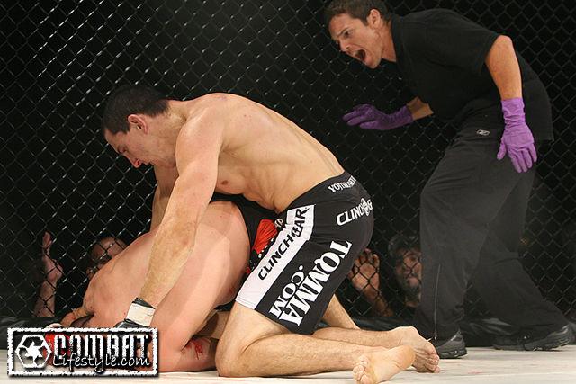 Total Combat: Jesse taylor vs Drew Fickett