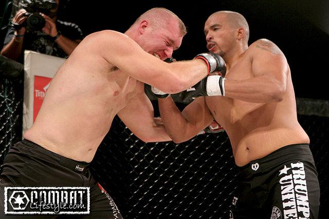 Total Combat: Wes Fenton vs Joey Beltran