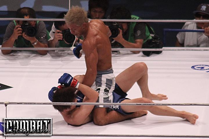 Dream 11: Kazuyuki Miyata vs. Daiki Hata