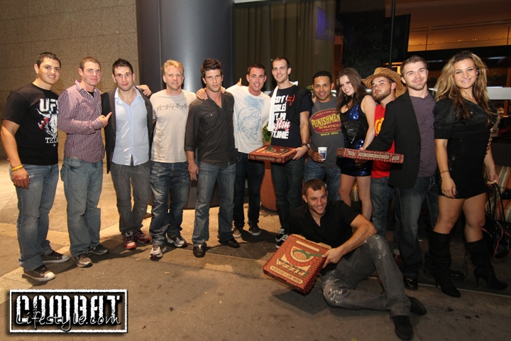 UFC 136: The Afterparties