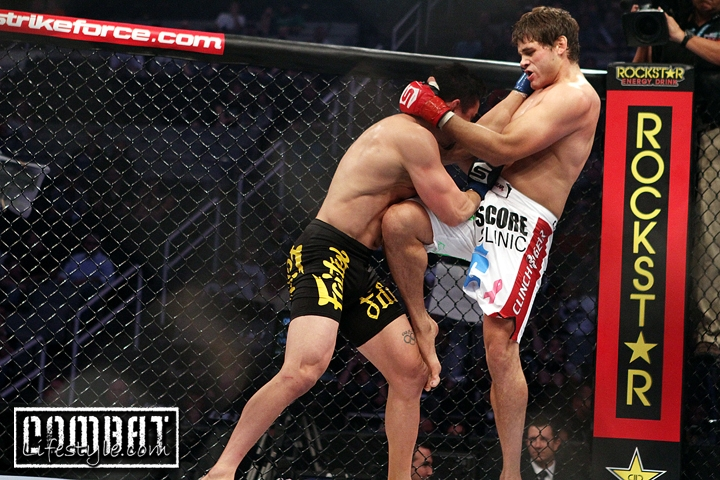 Strikeforce Diaz vs Noons: Josh McDonald vs Ron Keslar