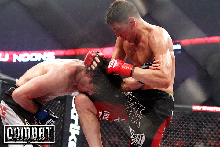 Strikeforce Diaz vs Noons: Nick Diaz def. K.J. Noons