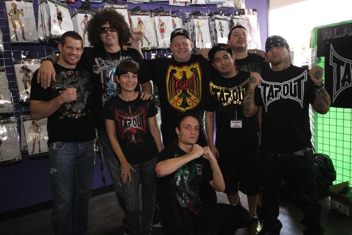 WEC 43: Tapout Tour