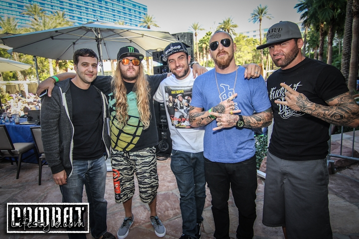 The Jason Ellis Show at the Hard Rock Pool