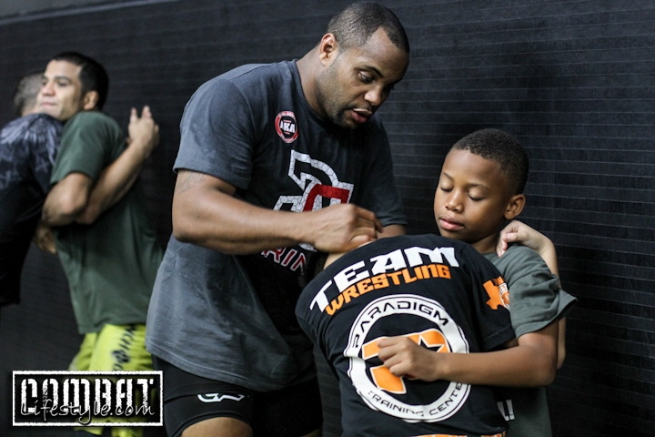 Daniel Cormier Paradigm after UFC 166