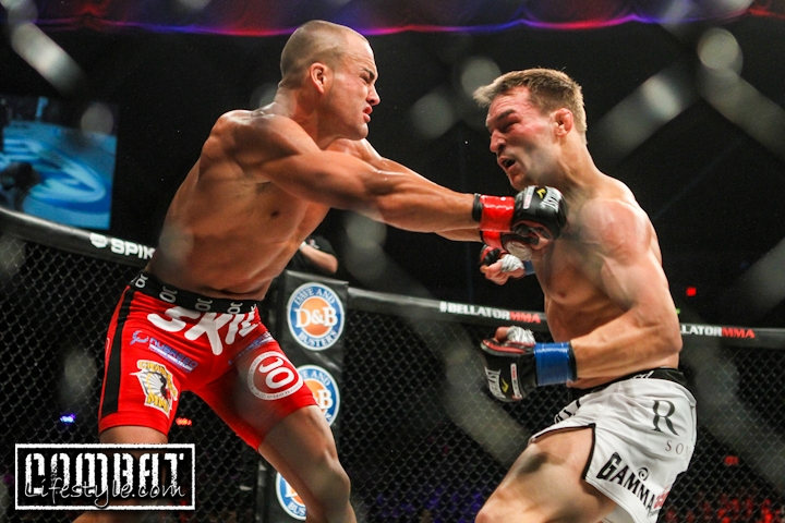 Bellator 106 Chandler VS Alvarez WAR