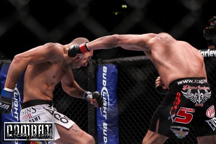 UFC 105: Couture vs Vera