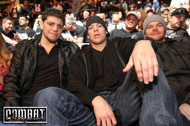 Who We Saw at UFC on FOX 9