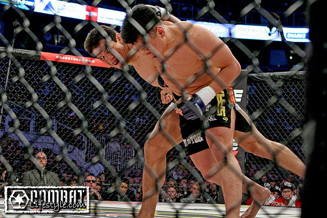 Strikeforce/Elite XC: Frank Shamrock vs Cung Le