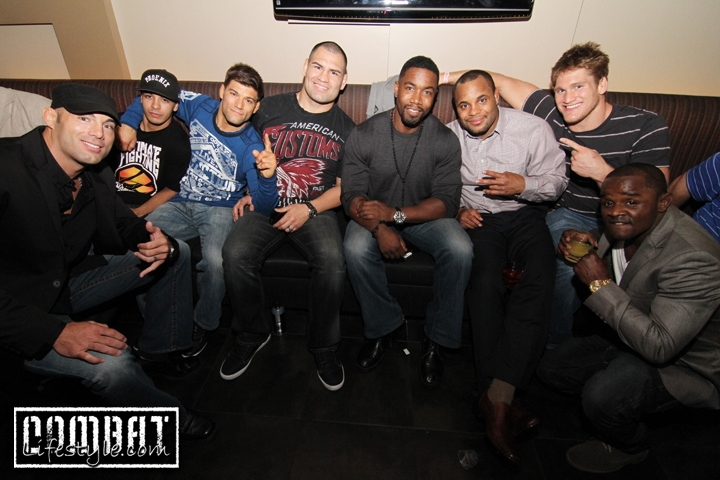 UFC on FOX 7 Fight Night and Afterparty Pics