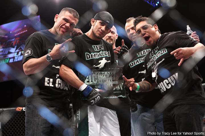 The Ultimate Fighter Finale 13 Photos IMG_7814