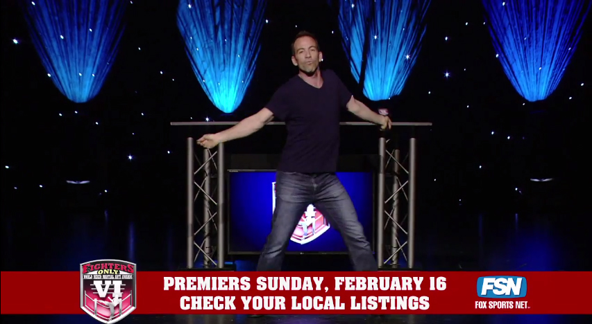 Bryan Callen Just Wants to Dance